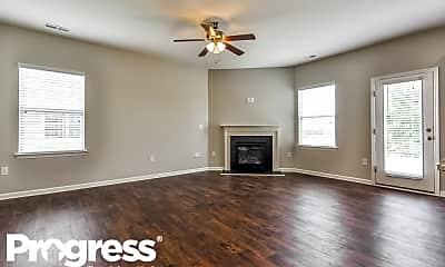 Living Room, 128 Gaillardia Way, 1