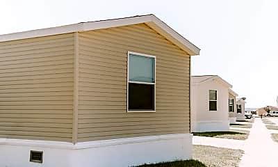 Building, Cimarron Heights, 1