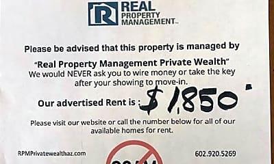 21835 W. Cocopah Street, 1