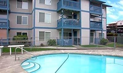 Waterfall Apartments, 1