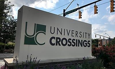 University Crossing, 1