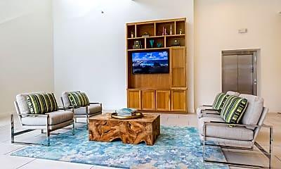 Living Room, The Cosmopolitan of Corpus Christi, 1