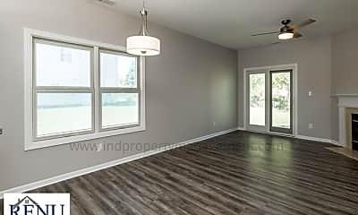 Living Room, 2710 Lucas Dr, 2