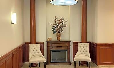 Living Room, 155 Bay St 3K, 1