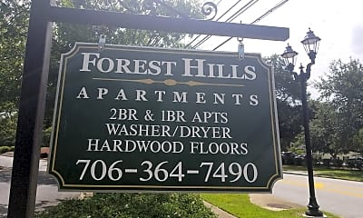Forest Hills, 1