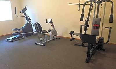 Fitness Weight Room, 11060 16th Ave SW, 2