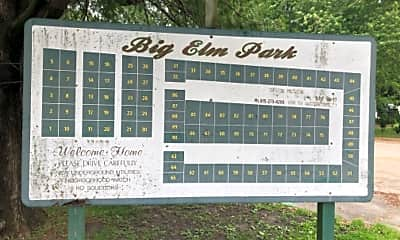 Community Signage, 502 Beech St, 2