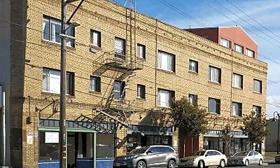 Building, 3524 Foothill Blvd, 0