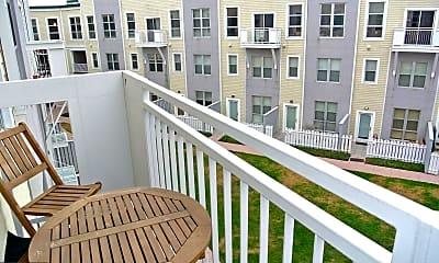 Patio / Deck, 343 Cedar St NW 314, 2