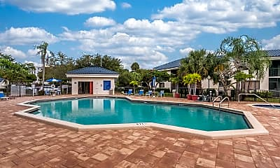Pool, 8080 NW 15th Manor, 2