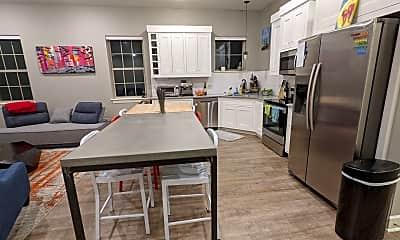 Kitchen, 212 SE A St. Apt 21, 1