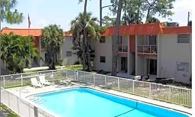 Pool, Golf Meadow Apartments, 0