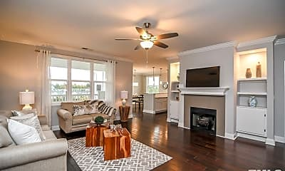 Living Room, 1000 Waterford Lake Dr, 0