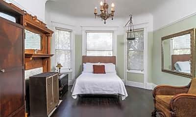 Bedroom, 1035 Noe St, 1
