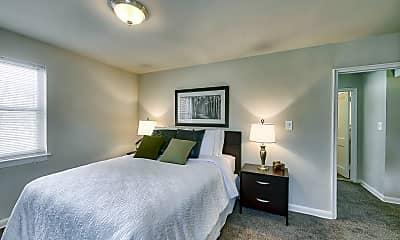 Bedroom, Maplewood, 1