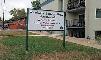 Parkview Village West, 1