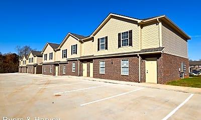 Building, 1110 Ashridge Drive, 1