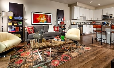 Living Room, Ariva, 1