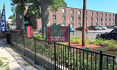 The Maples Apartments, 1