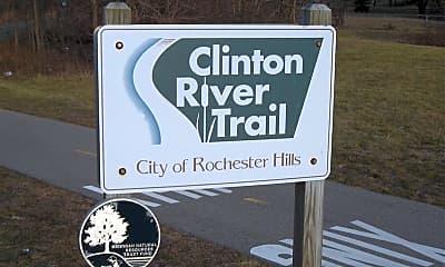 Community Signage, 3921 Forester Blvd, 2
