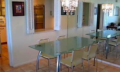 Dining Room, 5161 Collins Ave 817, 1