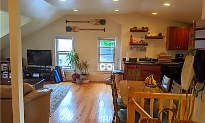 Living Room, 11 Central St 3, 1