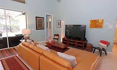 Living Room, 1920 Timarron Way, 1