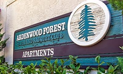 Community Signage, Ardenwood Forest, 2