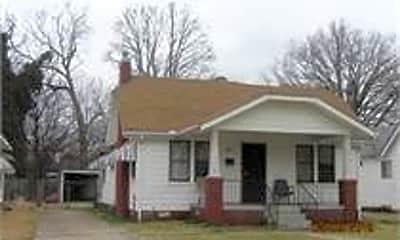 Building, 1417 W Long 17th St, 0