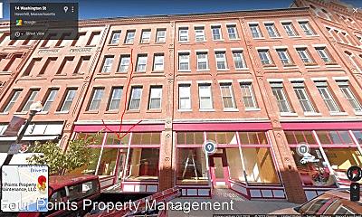 Building, 19 Washington St, 1