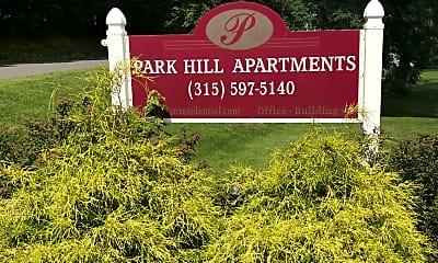 Park Hill Apartments, 1