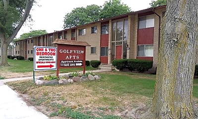 Golfview Apartments, 1