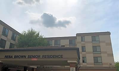 Reba Brown Senior Residence, 1