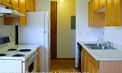 Kitchen, 3100-3122 14th Street SW, 1