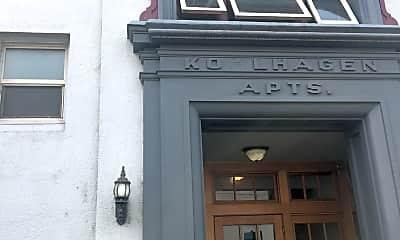 Kohlhagen Apartments, 1