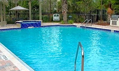 Pool, 415 Villa San Marco Drive S, 0