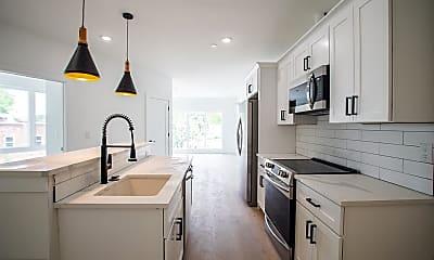 Kitchen, 25 W Hortter St 203, 1
