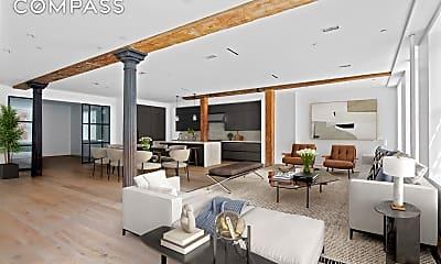 Living Room, 186 Franklin St 2, 1