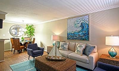 Living Room, La Maison at Lake Cove, 0