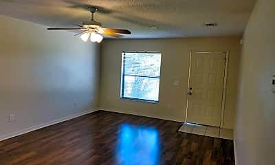Living Room, 910 Sunset Dr C, 1