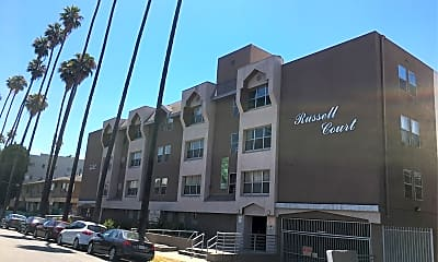 Russell Court Apartments, 0
