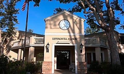 Leffingwell Manor, 1