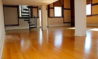 Living Room, Grant School Lofts, 1
