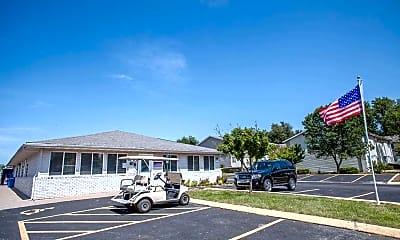 Leasing Office, Jersey Meadows, 2