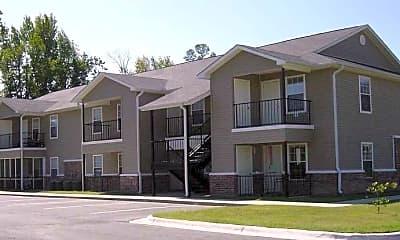 Building, Cambridge Place Apartments, 0