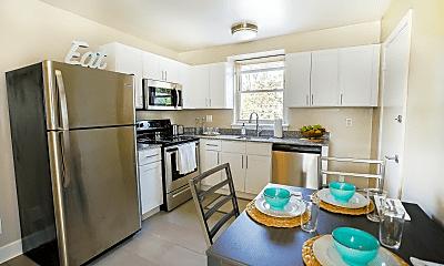 Kitchen, Summit Court, 0