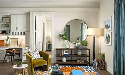 Living Room, 4001 Cascade Sky Dr, 0