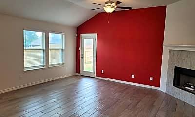 Living Room, 7607 Melanite Dr, 1