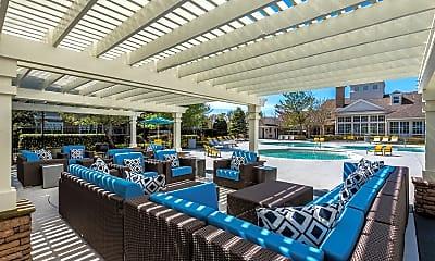 Pool, The Ashborough Apartments, 0