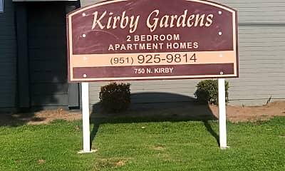 Kirby Gardens, 1